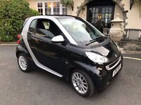 SMART FORTWO BLACK PASSION (GREAT CONDITION)