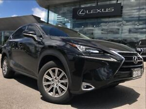 2016 Lexus NX 200t 1 Owner AWD Backup Cam Leather Sunroof