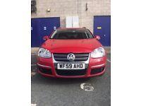 Volkswagen Golf Estate ~ 2.0L SE TDI Automatic 140BHP