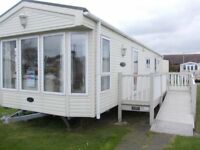 modern wheelchair friendly access static caravan holiday home for sale near mablethorpe & skegness.