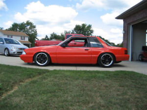 Looking for foxbody x pipe and short throw shifter