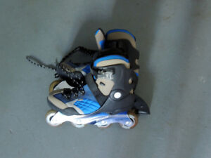 like new size 11 roller blades