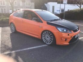 2008 NEW SHAPE FORD FOCUS ST 225 TURBO 300 PLUS BHP A1 ENGINE NEEDS ATTENTION MAY PX