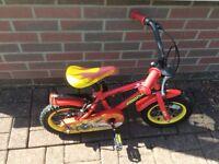 Firechief bike