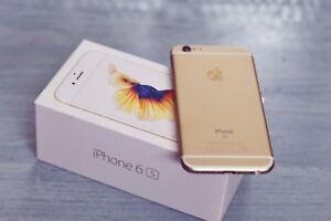 IPHONE 6S 32GB OR NEUF