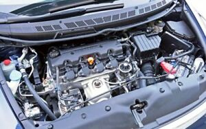 JDM HONDA CIVIC ENGINE 2006+ INSTALLATION INCLUDE R18A VTEC 1.8L