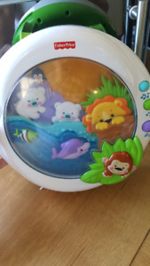 Fisher Price Precious Planet Baby Soother Toy