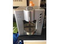iEspresso system Mitaca i3 Coffee Capsule Espresso Machine