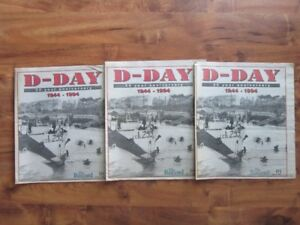 Kitchener Record D-Day 50 Year Anniversary Edition June 3, 1994