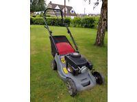 Mountfield Self Propelled Lawn Mower for sale.