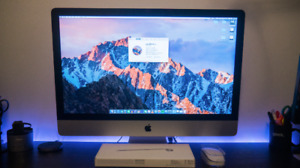 "Apple iMac 27"" Quad Core"