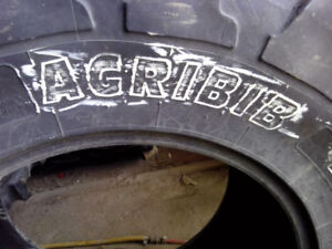 16.9R24 Michelin Ag. tire [used]