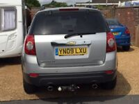 Chevrolet Captiva LT in very good condition only 66500 miles