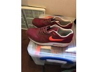 Nike air max 1 trainers size 11