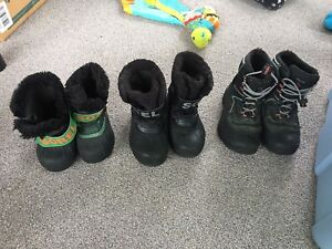 Infant Boys Winter Boots