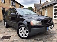 Volvo XC90 2.4 TD D5 SE Geartronic 5dr p/x welcome **ONLY 1 OWNER**FULL S/H** 2005 (54 reg), SUV