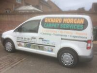 Carpet fitting Service.