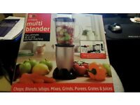 17 Piece Multi Food / Drink Blender