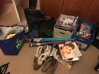 Job lot of assorted items ideal for a car boot