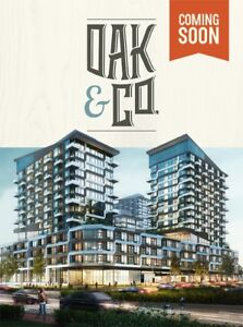 Oak & Co. New Condos VIP ACCESS Floorplans & Prices + GiftCard$
