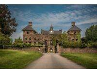 Assistant Manager, Soughton Hall