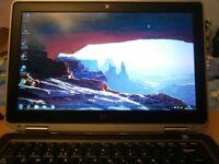 Dell Laptop Pc Intel i5 2.50 Ghz Quad Core/8 Gb ram/320 Gb Hdd/Win 7 Pro/Office 2016