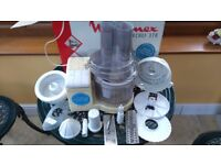 Food Mixer Moulinex Master chef 370 with juicer