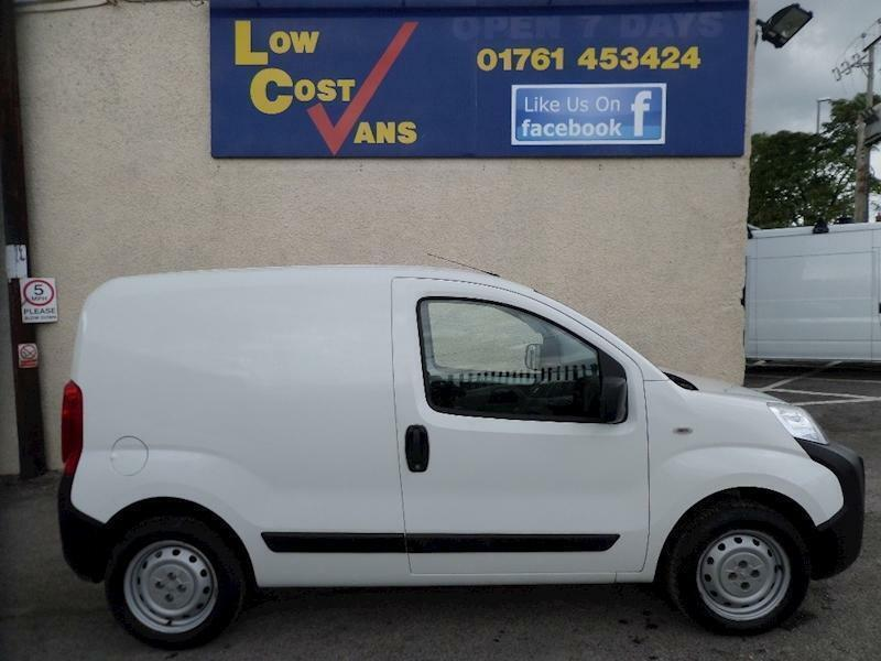 Peugeot Bipper Hdi S Panel Van 1.2 Manual Diesel