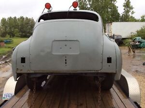 1949 dodge father son project
