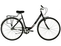 Activ by Raleigh Women's Varsity City/Trekking Bike Bicycle - Black, 17 Inch