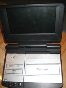 Lecteur DVD portatif