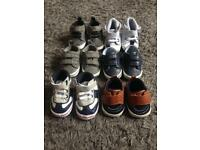 Baby boy shoes 0-3