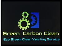 Engine Carbon Clean & Dry Steam Valeting Service
