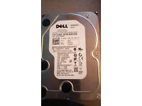 Dell Enterprise class HDD 500GB WD5002ABYS Western Digital