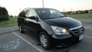 2007 Honda Odyssey EX-L with RES