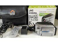 JVC GZ-MG20 HDD 20GB Camcorder - 25X Optical Zoom