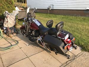 2008 Harley Davidson Road King
