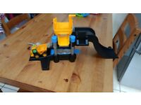 Lorry track toy