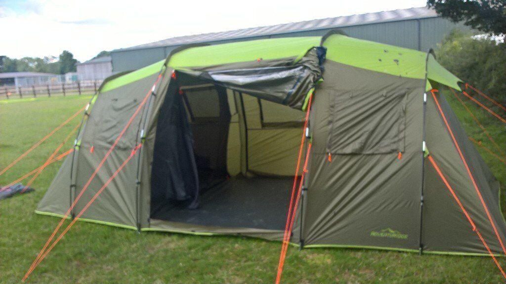 Adventuridge 4 Man Tent In Calverton Nottinghamshire