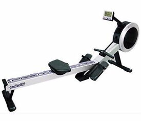 Premier Power Rowing Machine Infiniti R100APM - Silver - used