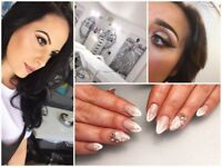 Beauty Therapist / Nail Technician Manchester/Hyde SK14 1QS