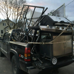 Free pickup, Appliances, Electronics & Scrap metal