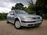 Volkswagen Golf 1.6 - 12 MONTHS MOT - Full Service History