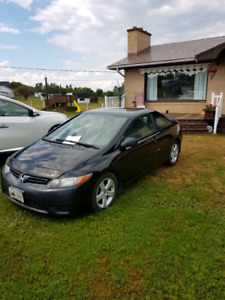 **ATTENTION  STUDENTS** 2006 Honda civic coupe