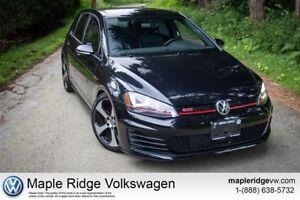 2015 Volkswagen Golf GTI 5-Door Performance