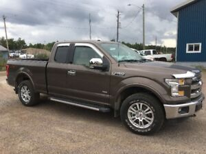 2016 Ford F-150 Lariat Sup Pickup Truck