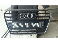 Audi a5 facelift front grille 2012 onwards