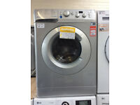 *CLEARANCE* Indesit Innex BWD71453 7Kg 1400 rpm Washing Machine - Silver #348547