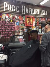 Experienced Barbers wanted in West London! Immediate Start.