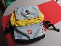 LEGO backpack (like NEW)